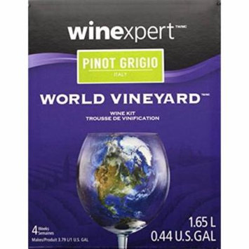 Italian Pinot Grigio One Gallon Wine Ingredient Kit