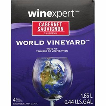 California Cabernet Sauvignon One Gallon Wine Ingredient Kit