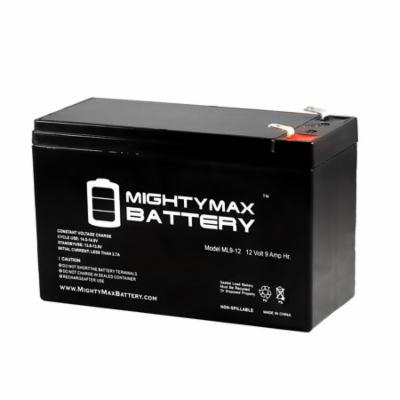 12V 9AH Replacement Battery for EXIDE POWERWARE PW5115-500 Battery