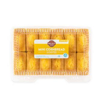 Wellsley Farms Mini Cornbread Loves, 12 ct./2 oz.