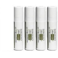 Beeswax Lip balm /SPF25 - Large .3 ounce container 4 pack