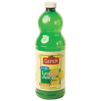 Gefen Juice Lemon (Pack of 12)