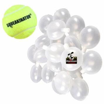 30 Replacement Squeakers (30 Medium)