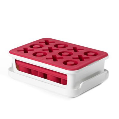 OXO Covered X & O Silicone Ice Cube Tray