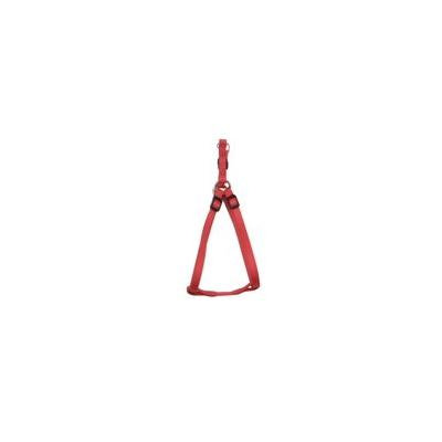 Coastal Pet Products Lil Pals Comfort Wrap 06245 5/16 Inch Nylon Adjustable Dog Harness, 8 - 14 Inch Girth, Red