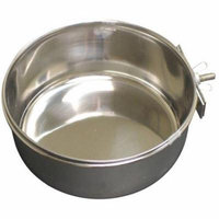 QT Dog, Coop Cup with Clamp, 20 oz