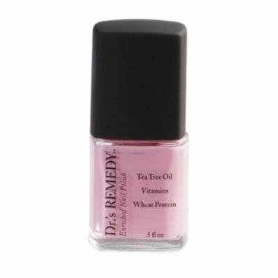 Dr.'s Remedy Enriched Nail Polish, POSITIVE PINK, 0.5 Fluid Ounce