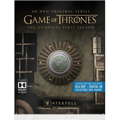 Hbo Home Video Game Of Thrones: The Complete First Season