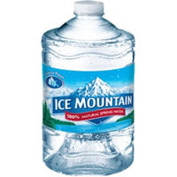 Nestle Ice Mountain Natural Spring Water, 101.4 Fl Oz, 6 Count