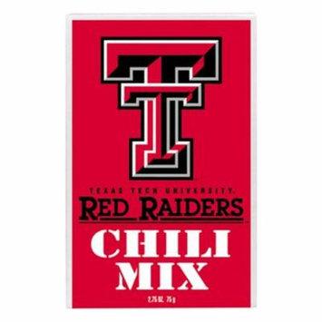 Hot Sauce Harrys 3244 TEXAS TECH Red Raiders Chili Mix - 2.75oz
