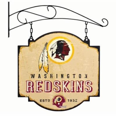 Washington Redskins Official NFL 16 inch x 16 inch sign by Winning Streak
