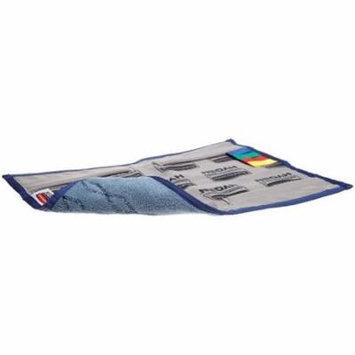 Rubbermaid Commercial 1791678 General Purpose Microfiber Mop Pad, 17.5-inch