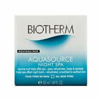 Biotherm Aquasource Night Spa Triple Spa Effect Night Balm (all Skin Types) 50ml/1.69oz