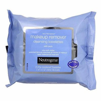 6 Pack - Neutrogena Makeup Remover Cleansing Towelettes, 25 Count Each