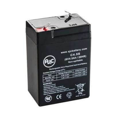 Pulse Oximeter MP46 6V 4.5Ah Sealed Lead Acid Battery - This is an AJC Brand® Replacement