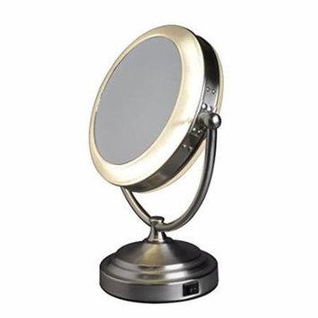 Floxite Daylight Cosmetic Mirror, 8 x Mag