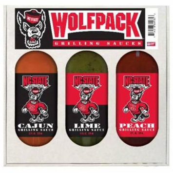 Hot Sauce Harrys 4335 NC STATE Wolfpack Cajun Grilling Sauce - 5oz