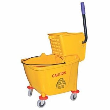 Update International Mop Bucket with 38 Quart Wringer