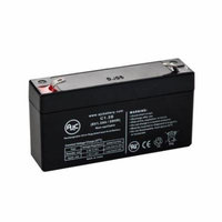 Biochem 3100 Pulse Oximeter 6V 1.3Ah Medical Battery - This is an AJC Brand® Replacement