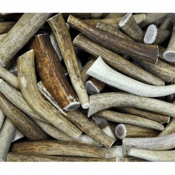 Downtown Pet Supplys, Antler Variety Value Pack, Deer Antler Elk Chews, All Natural Premium Long Lasting Dog Treat Chew Sticks (From the USA!) - Antlers By The Pound (2 Pound Value Pack)