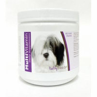 Healthy Breeds Dog Multi-Vitamin Soft Chew for Old English Sheepdog, Daily Vitamin and Mineral Supplement, 60 Count