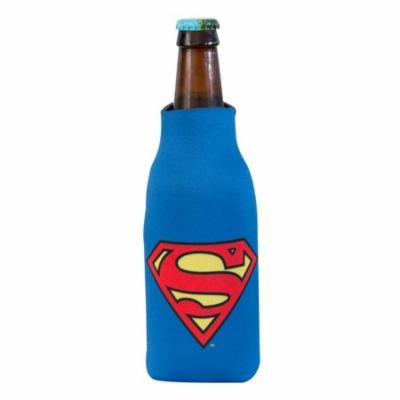 Superman Logo Bottle Cooler