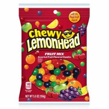 Lemonhead, Fruit Mix Chewy Candy, 5.5 Oz