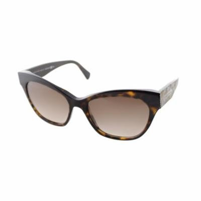 Alexander McQueen AM4261 OFT Women's Cat-Eye Sunglasses