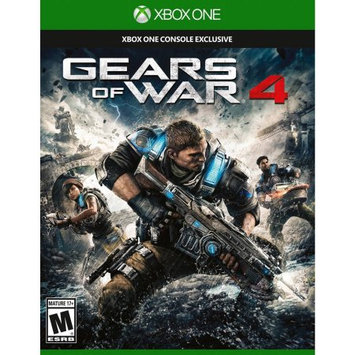 Microsoft Gears Of War 4 - Pre-Owned (Xbox One)