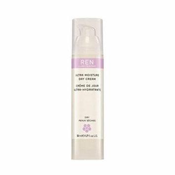 Ren Ultra Moisture Day Cream, 1.7 Fluid Ounce