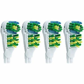 Oral-B Cross Action Power Anti-Microbial 2-Pack brush head set