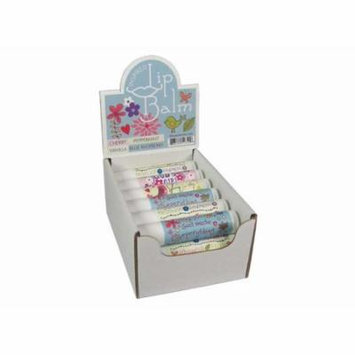 Display-Lip Balm-Religious Assortment (Pack Of 18)