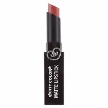 CITY COLOR Matte Lipstick L0050A - Natural
