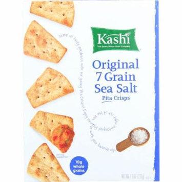 Kashi Original 7 Grain Sea Salt Pita Crsps, 7.9 Oz (Pack Of 12)