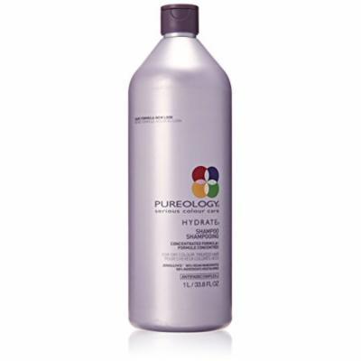 Pureology Hydrate Shampoo, 33.8 oz