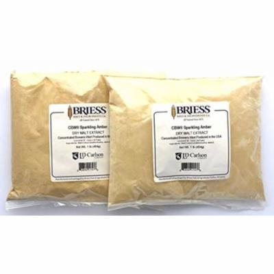 Briess Sparkling Amber Dry Malt Extract-2 Lb.