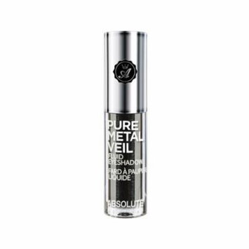 ABSOLUTE Pure Metal Veil Fluid Eyeshadow - Blackout