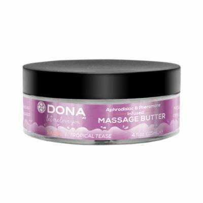 Dona Massage Butter Sassy - 4 oz Tropical Tease
