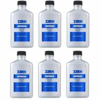Zirh Refresh Invigorating Astringent, 6.7 oz (Pack of 6)