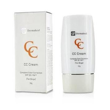Dermaheal CC Cream - Tan Beige, 1.76 oz.