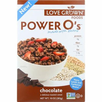 Love Grown Cereal, Chocolate, 10 Oz (Pack Of 6)