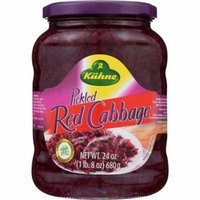 Kuhne Red Cabbage, 24 Oz (Pack Of 12)