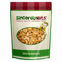 Sincerely Nuts Cashews Roasted Unsalted, 2 LB Bag