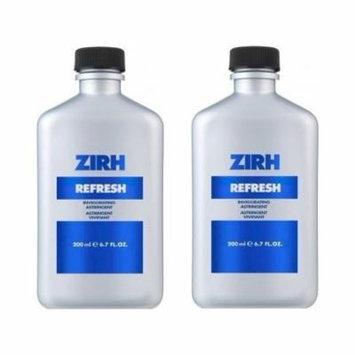 Zirh Refresh Invigorating Astringent, 6.7 oz (Pack of 2)