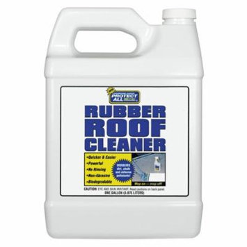 RV Rubber Roof Cleaner - Non-Toxic / Non-Abrasive RV Rubber Roof Detergent - 128 oz - Protect All 67128