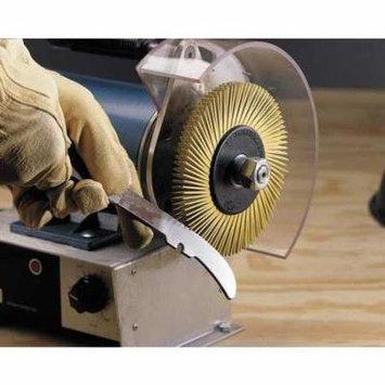 SCOTCH-BRITE Radial Bristle Brush,T-A,6 Diax1/2 W,36 61500151446
