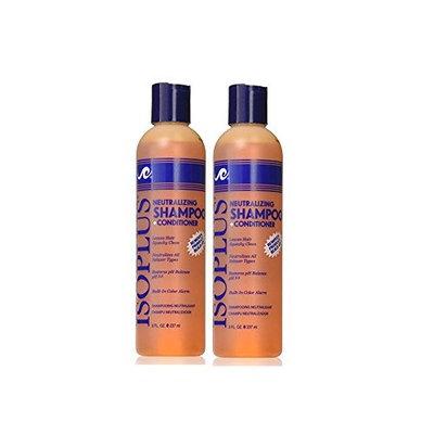 Isoplus Neutralizing Shampoo plus Conditioner 8 oz