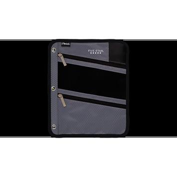 Five Star® Zipper Pencil Pouch (50642) - Pencil Pouch-Cases