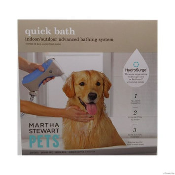 Martha Stewart Pets Quick Bath - Indoor/Outdoor Advanced Bathing System for Dogs