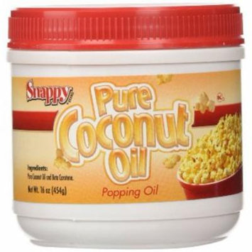 Snappy Colored Coconut Oil (12 - 1 Lb.)